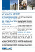 Factsheet of the OSCE Border Management Staff College